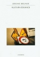 Okładka książki Kultura edukacji Jerome S. Bruner