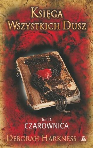Okładka książki Czarownica Deborah Harkness