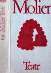 Okładka książki Teatr t. II Molier