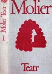 Okładka książki Teatr t. I Molier