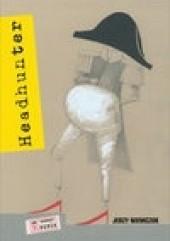Okładka książki Headhunter Jerzy Niemczuk