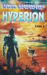 Okładka książki Hyperion Dan Simmons