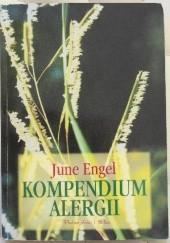 Okładka książki Kompendium alergii June Engel