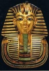 Okładka książki Tutanchamun