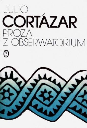 Okładka książki Proza z obserwatorium