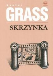 Okładka książki Skrzynka Günter Grass