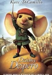 Okładka książki Dzielny Despero Kate DiCamillo