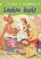 Okładka książki Kubuś Puchatek. Lepkie łapki