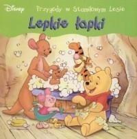 Okładka książki Kubuś Puchatek. Lepkie łapki Walt Disney,praca zbiorowa