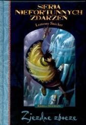 Okładka książki Zjezdne zbocze Lemony Snicket
