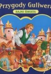 Okładka książki Przygody Guliwera Urszula Kozłowska
