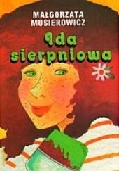 Okładka książki Ida sierpniowa Małgorzata Musierowicz