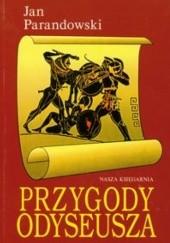 Okładka książki Przygody Odyseusza Jan Parandowski