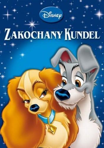 Okładka książki Zakochany kundel Walt Disney