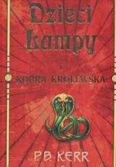 Okładka książki Dzieci lampy i kobra królewska Philip Kerr