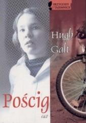 Okładka książki Pościg Hugh Galt
