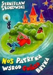 Okładka książki Nos Patryka wśród gwiazd bryka Stanisław Srokowski