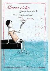 Okładka książki Morze Ciche Van Haele Jaroen
