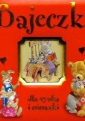 Okładka książki Bajeczki dla synka i córeczki Agata Widzowska-Pasiak