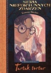 Okładka książki Tartak tortur Lemony Snicket