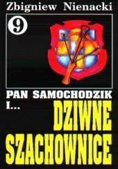 Okładka książki Pan Samochodzik i dziwne szachownice Zbigniew Nienacki