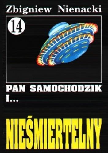 Okładka książki Pan Samochodzik i Nieśmiertelny Zbigniew Nienacki