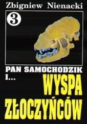 Okładka książki Pan Samochodzik i wyspa złoczyńców Zbigniew Nienacki