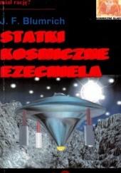 Okładka książki Statki kosmiczne Ezechiela Josef F. Blumrich