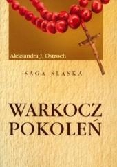 Okładka książki Warkocz pokoleń Aleksandra J. Ostroch