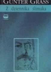 Okładka książki Z dziennika ślimaka Günter Grass