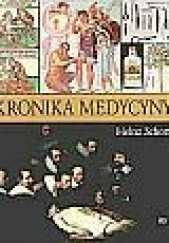 Okładka książki Kronika medycyny Schott Heinz