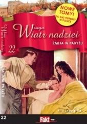 Okładka książki Żmija w Paryżu Frid Ingulstad