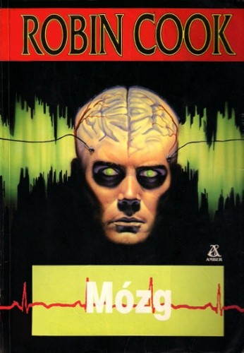 Okładka książki Mózg Robin Cook