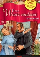 Okładka książki Pożegnanie Frid Ingulstad