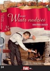 Okładka książki Bratnie dusze Frid Ingulstad