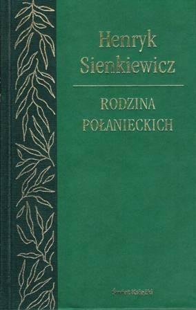 Okładka książki Rodzina Połanieckich Henryk Sienkiewicz