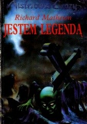 Okładka książki Jestem legendą