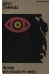 Okładka książki Demon przychodzi we środy
