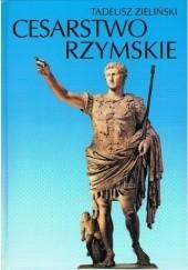Okładka książki Cesarstwo rzymskie Tadeusz Zieliński