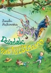 Okładka książki Dziadek na huśtawce Renata Piątkowska