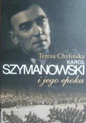 Okładka książki Karol Szymanowski i jego epoka. T. 2 Teresa Chylińska