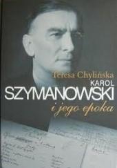 Okładka książki Karol Szymanowski i jego epoka. T. 3 Teresa Chylińska