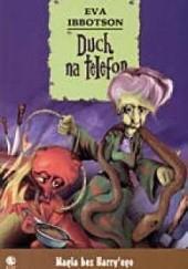 Okładka książki Duch na telefon