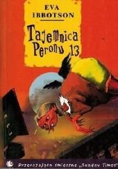 Okładka książki Tajemnica peronu 13