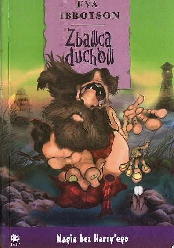 Okładka książki Zbawca duchów Eva Ibbotson