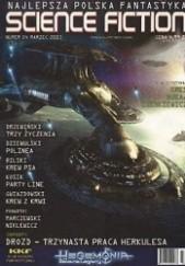 Okładka książki Science Fiction 2003 03 (24) Rafał Kosik,Andrzej Drzewiński,Ryszard Dziewulski,Wiesław Gwiazdowski,Paweł Marczewski,Piotr Bilski,Maciej Niklewicz,Jewgienij Drozd