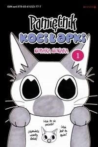 Okładka książki Pamiętnik Kociłapki t. 1 Nobara Nonaka