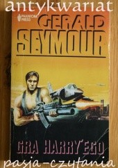 Okładka książki Gra Harryego Gerald Seymour