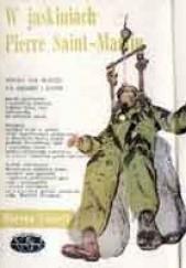 Okładka książki W jaskiniach Pierre Saint-Martin Haroun Tazieff