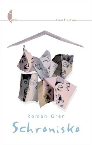 Okładka książki Schronisko Roman Gren